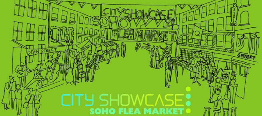 Soho Flea Market 2013