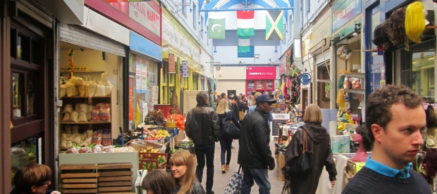 Our Guide to Brixton's Markets