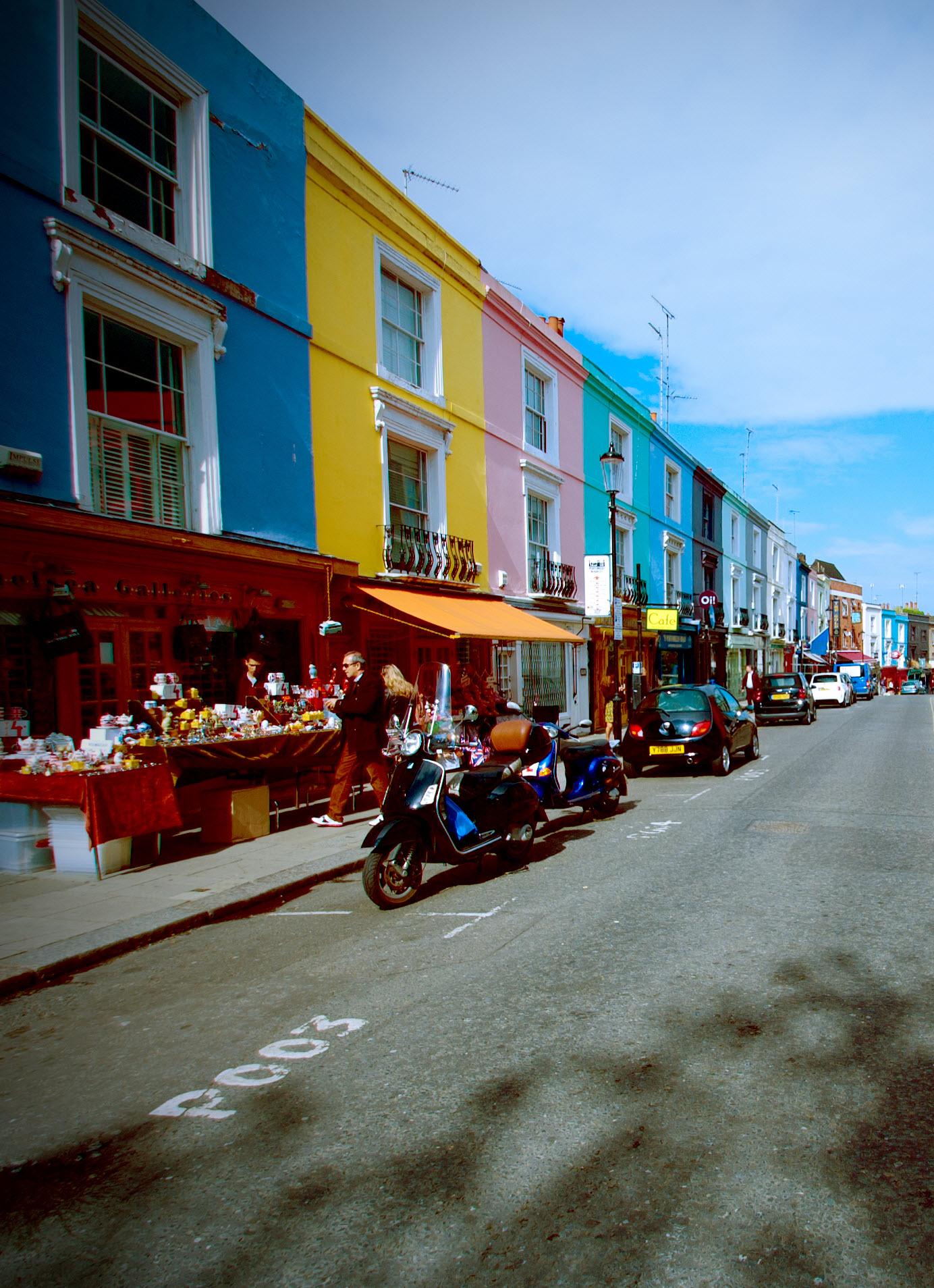 portobello road market i love marketsi love markets. Black Bedroom Furniture Sets. Home Design Ideas