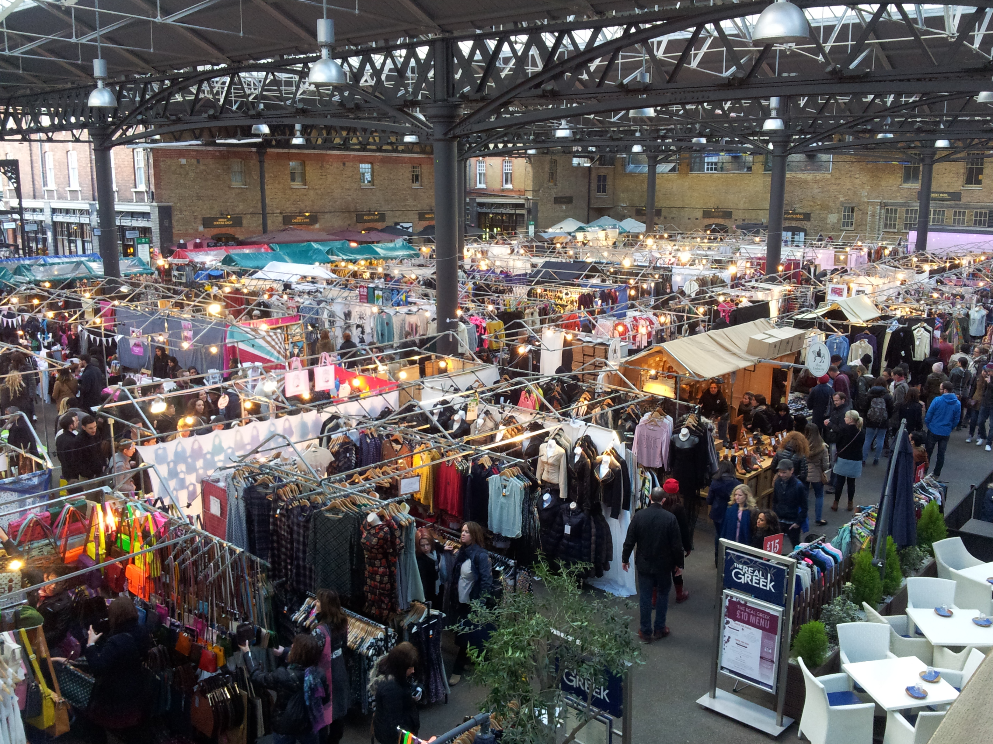 Old Spitalfields Market I Love Marketsi Love Markets