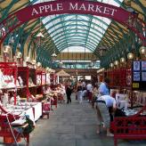 Covent Garden – Apple Market