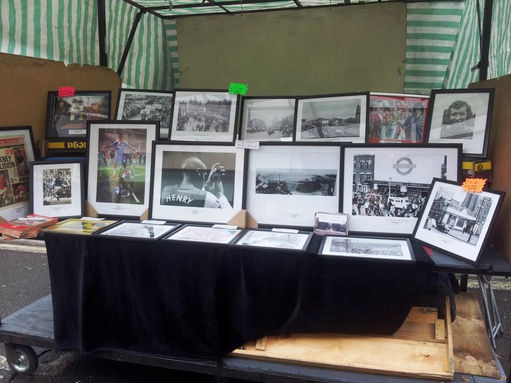Chapel Market Stall