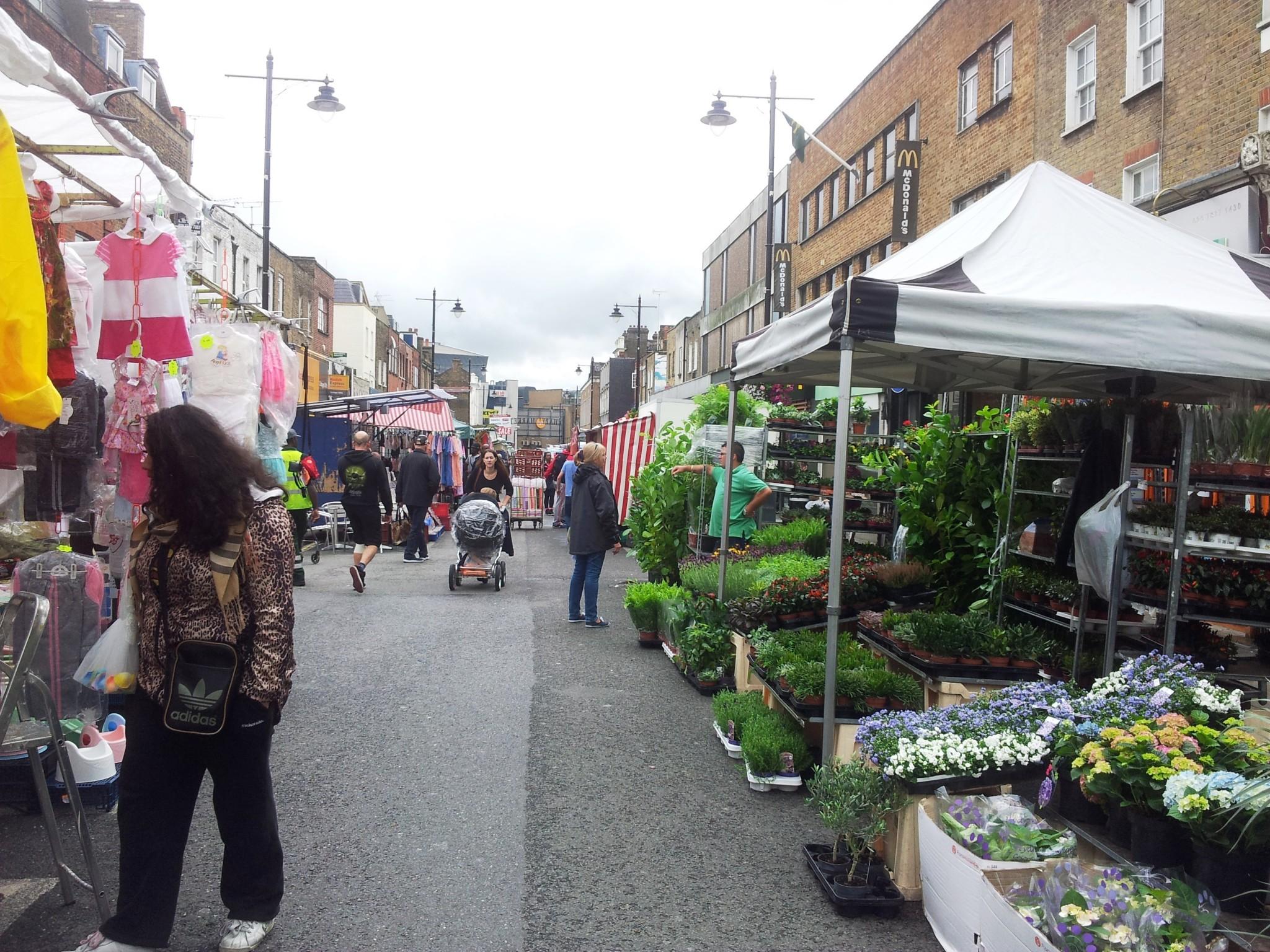 Chapel Market Islington I Love Marketsi Love Markets