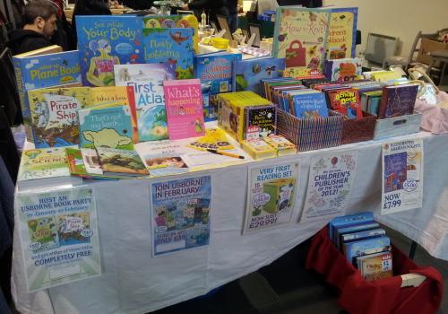 E8 Books (Independent Usborne Organiser)