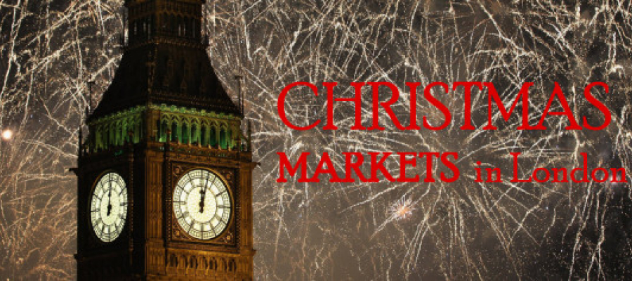 Our guide to London's Christmas Markets