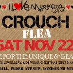 Our Next Pop-up! The Crouch End Flea