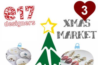 E17 Designers Xmas Market