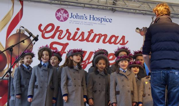 St John Hospice Christmas Fayre