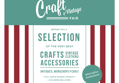 Craft and Vintage Fair