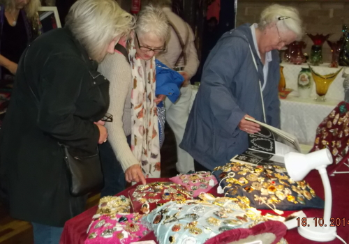 Past and Present Antique, Vintage and Craft Fairs