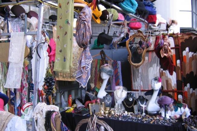 Portobello Green Market