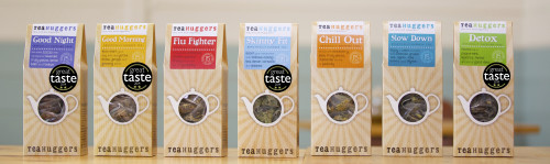 Tea Huggers Herbal teas