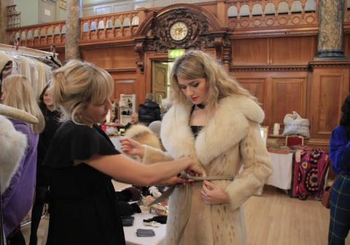 Frock Me Vintage Fashion Fair