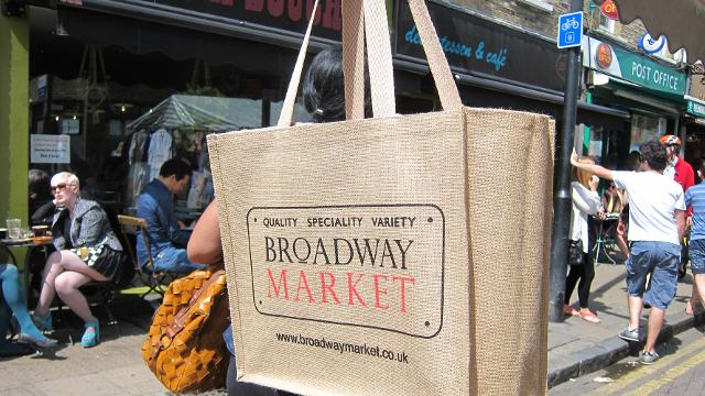 Quality, Specialty &  Variety are Broadway Market's unique selling points