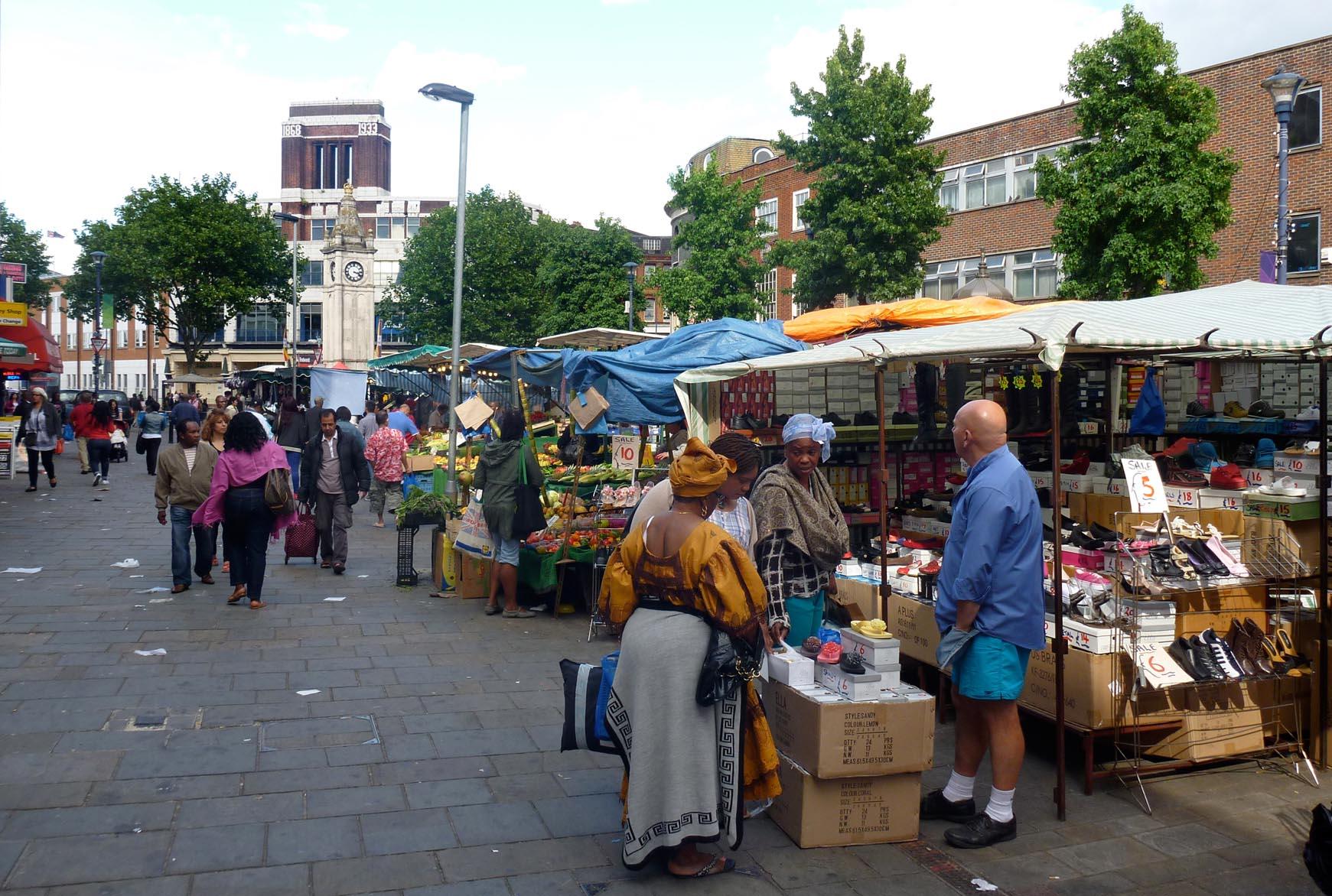 Street Food London Saturday