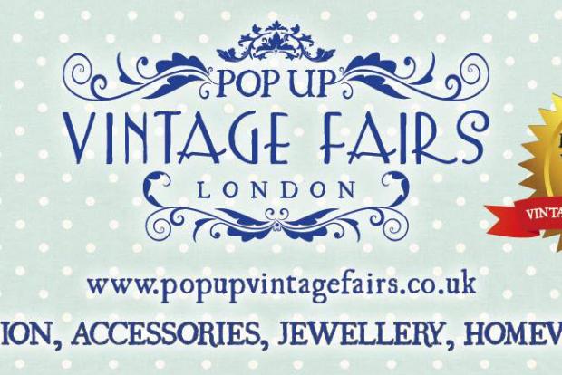 Pop-Up Vintage Fairs London