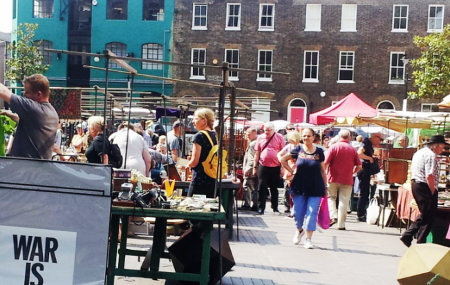 Bermondsey Antique Market