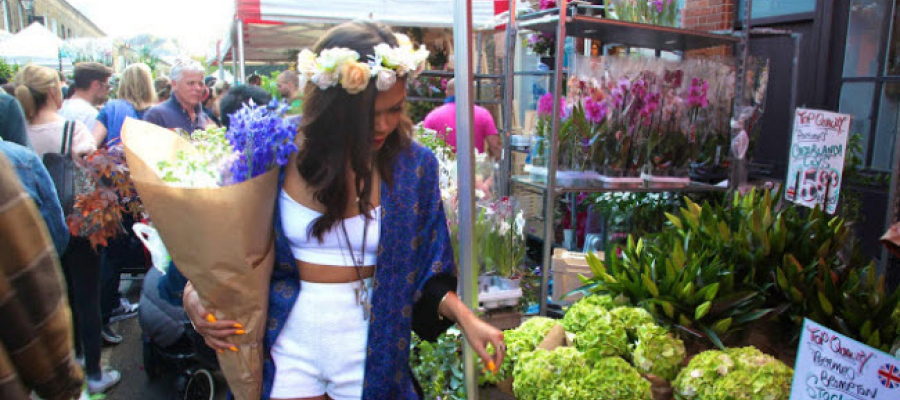 Mother's Day Market Picks in London