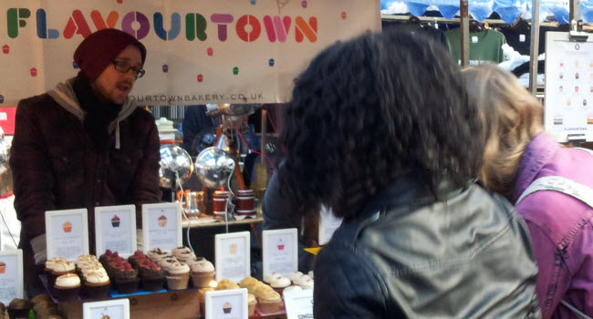 Flavourtown Bakery - I Love Markets thinks they're the best in London