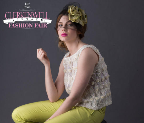 Clerkenwell Vintage Fashion Spring Fair