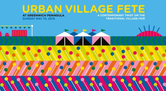 The Urban Village Fete, Greenwich Penisula