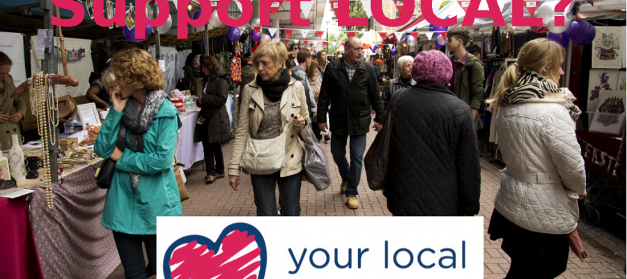 Will you support local? Love Your Local Market 2015 events