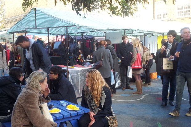School Yard Market
