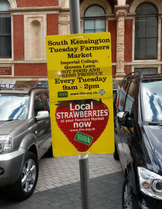 South Kensignton Farmers Market