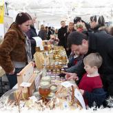 Islington Christmas Market 2015