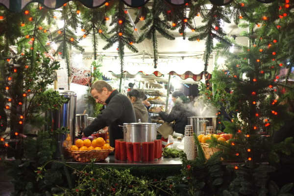 christmas at greenwich market 2015 - Christmas Tree Market