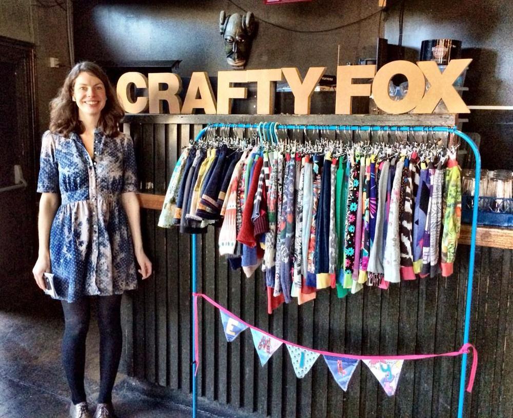Crafty Fox Christms Markets 2015