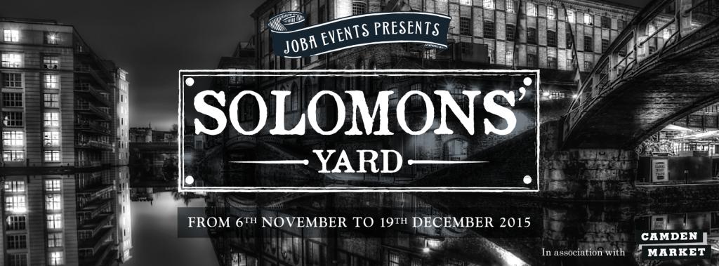 Soloman's Yard Camden Markett