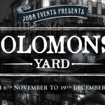 Soloman's Yard is set to Shake-Up Camden Market