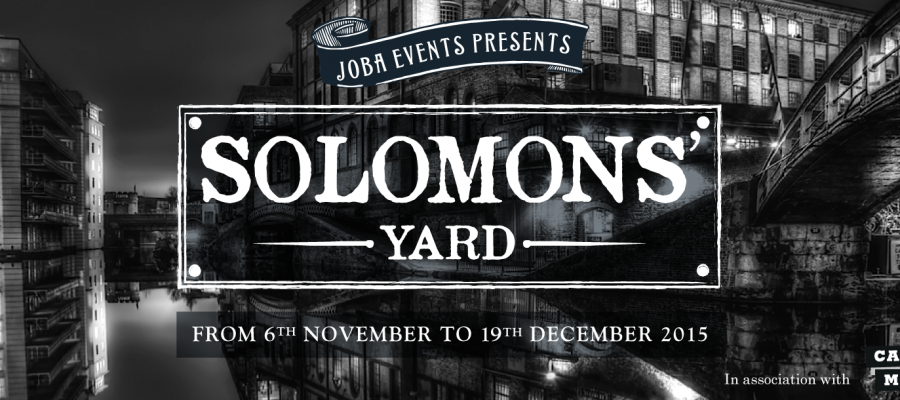 Soloman's Yard is set to Shake-Up Camden Market