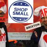 Small Business Saturday at London's Markets