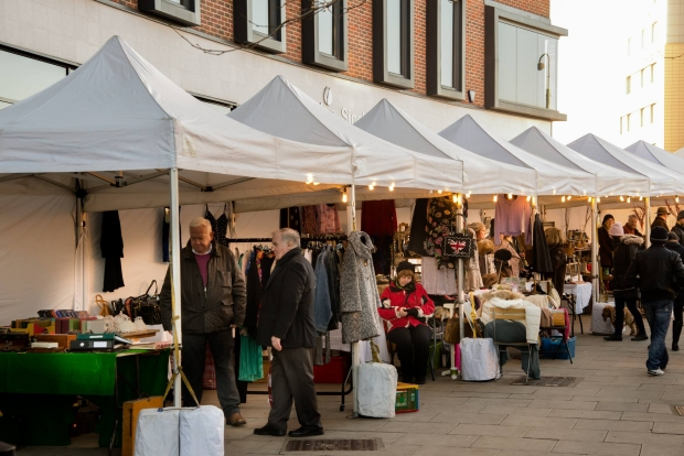 The Avenue Vintage and Antiques Market