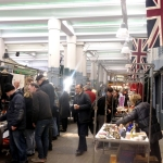 Antiques and Collectables Market at the Jubilee Market