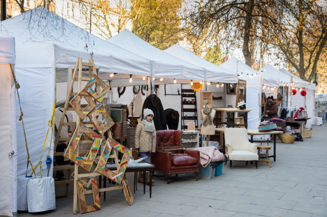 & The Avenue Vintage and Antiques Market - I Love MarketsI Love Markets