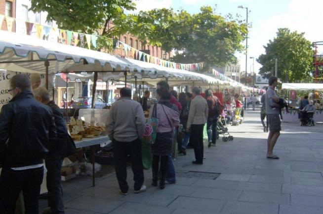 Archway Market