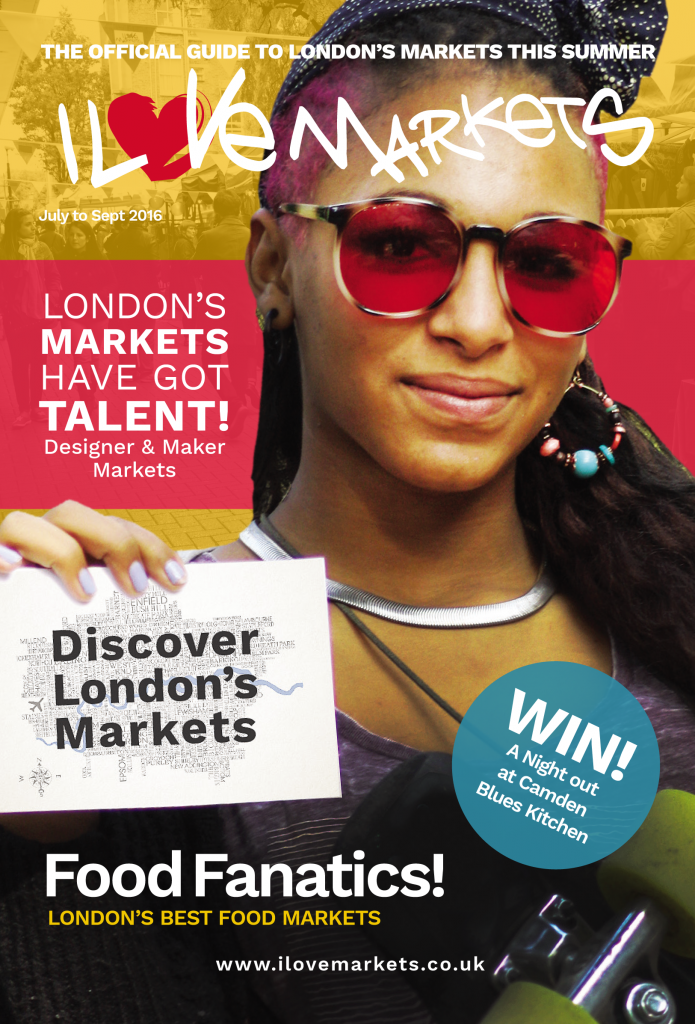 I Love Markets Summer Guide to London's Markets