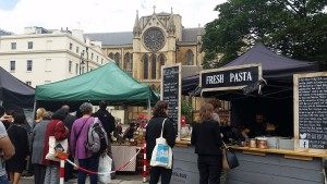 Bloomsbury Farmers Market, Every Thursday