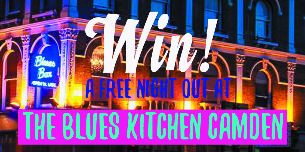 WIN! A Night Out at the Blue Kitchen Camden