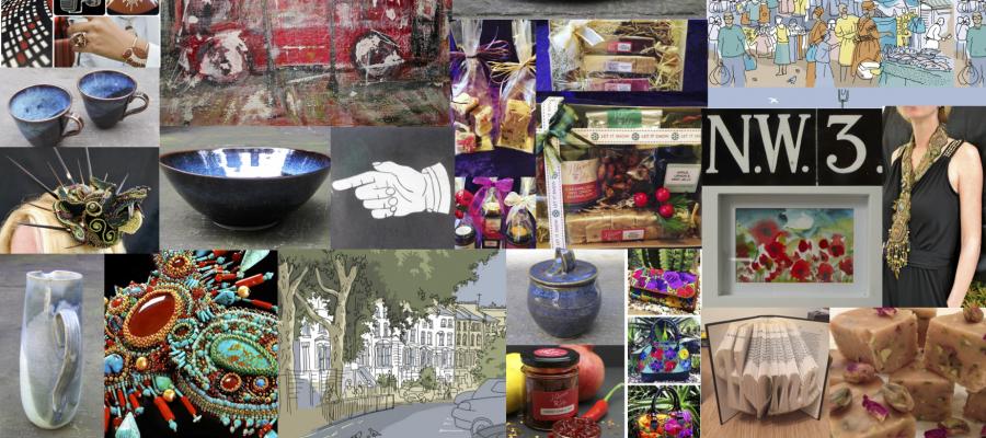 The Sunday Artisan Market NW3