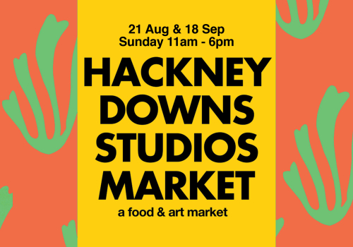 Hackney Downs Studios Market
