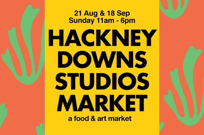 Hackney Downs Studios Market