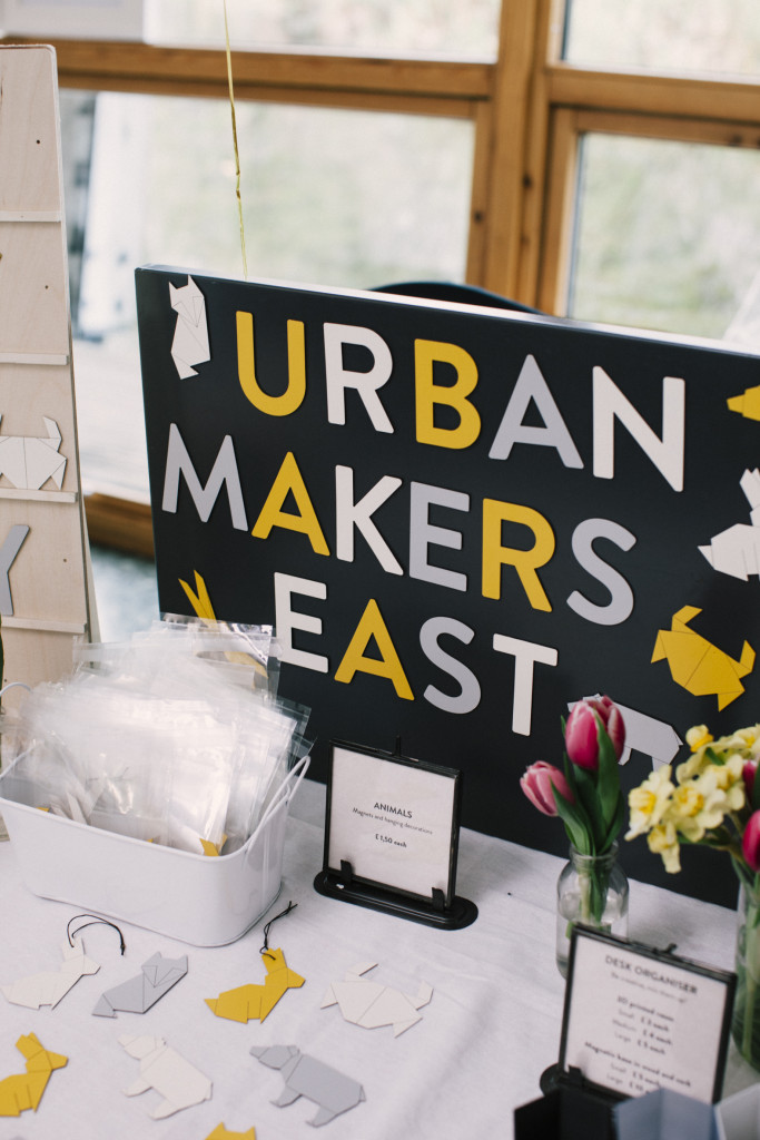 Urban Makers East Summer Market
