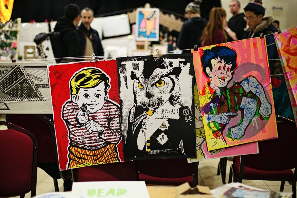 DIY Art Market great for art and designers