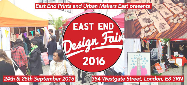 East End Design Fair Urban Makers Eas