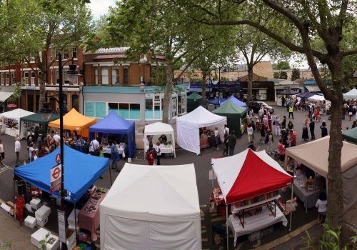 Kew Village Community Market
