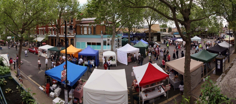 Kew Village Community Market